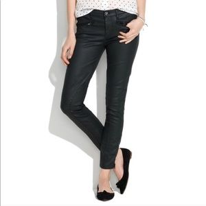 Madewell Faux Leather Pant